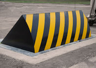 Anti Terrorist Hydraulic Road Blocker 80 Tons Bearing Capacity Speed Adjustable