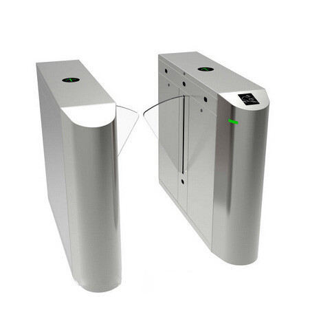 OEM / ODM Intelligent Fast Speed Access Control Turnstiles With IR Sensors