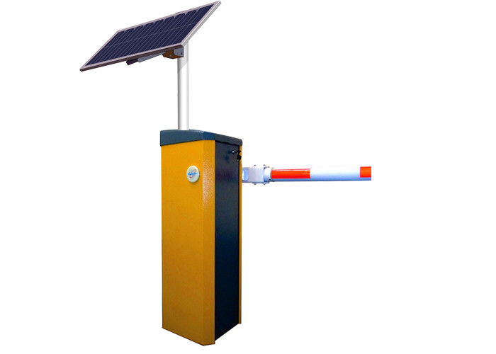 Solar Energy Electromechanical Industrial-Grade Car Parking Barriers Arm Operator